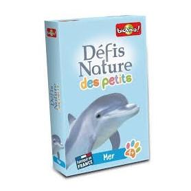 Défis nature des petits Mer...
