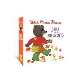 Petit ours brun le jeu des...