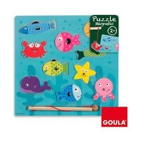 Puzzle Pêche Magnétique Goula