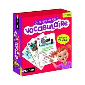 Je comprends tout: Vocabulaire