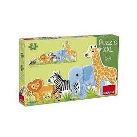 Puzzle XXL Jungle du plus...