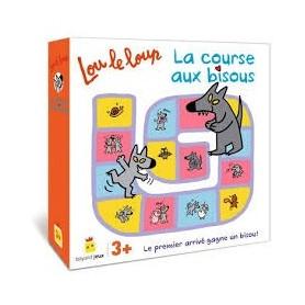 Lou le loup: la course aux...