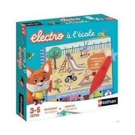 Electro à l'école