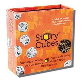 Story cubes (orange)