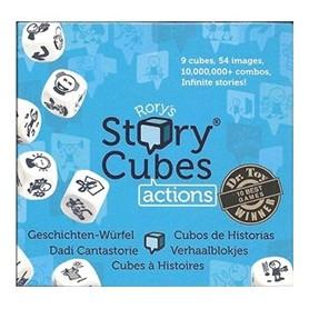 Story cubes (bleu): Action