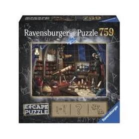 Escape puzzle: observatoire...