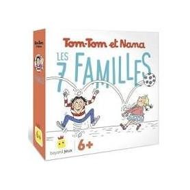 Tom Tom et Nana jeu de 7...