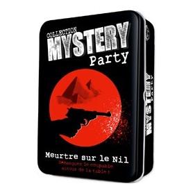 Mystery Party: Meurtre sur...