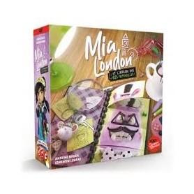 Mia London et l'affaire des...
