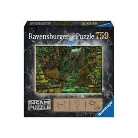 Escape puzzle: Le Temple