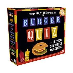 Burger Quiz (nouvelle édition)