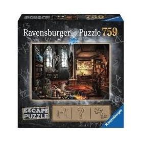 Escape puzzle: Dans le...