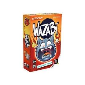 Wazabi extension supplément...