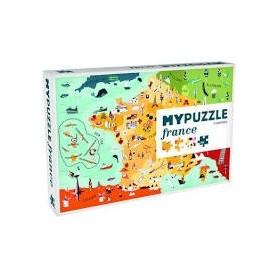 My Puzzle France 252 pièces
