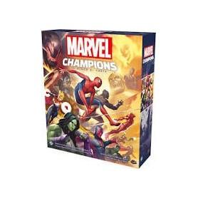 Marvel Champions le jeu de...