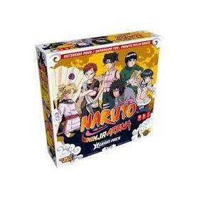 Naruto Ninja Arena:...