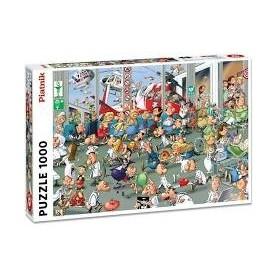 Puzzle 1000 Pièces - Ruyer...