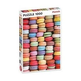 Puzzle 1000 Pièces - Macarons