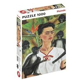 Puzzle 1000 Pièces - Frida...