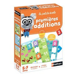 Premières additions (Nathan)