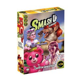 Smash up: Extension Conflit...