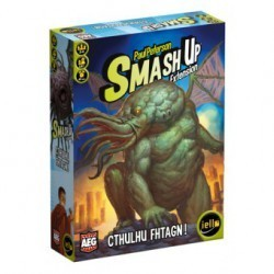 Smash up: Extension Cthulhu...