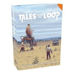 Tales from the Loop Boite...