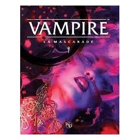 Vampire la Mascarade le jeu...