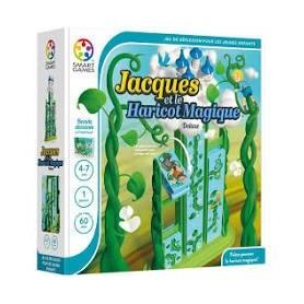 Jacques et le Haricot...