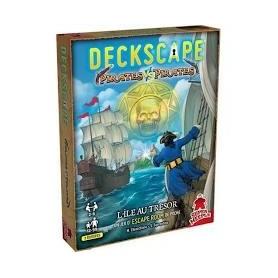 Deckscape L'île au Trésor