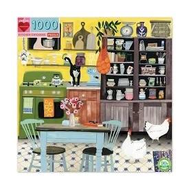 Puzzle 1000 Pièces - Les...