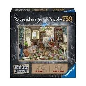 Escape puzzle: Atelier...