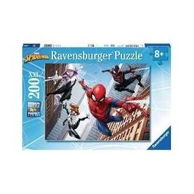 Puzzle Spiderman et son...