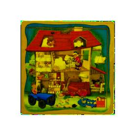 Puzzle Ferme Goula