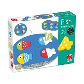 Fish match & mix Goula