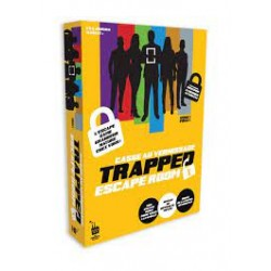 Trapped: Casse au vernissage