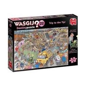 Destiny Puzzle WASGIJ Trip...