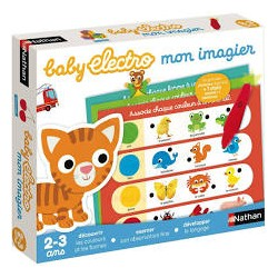 Baby Electro Mon Imagier...