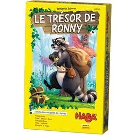 Le trésor de Ronny (boite...