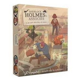 Sherlock Holmes & Associés:...