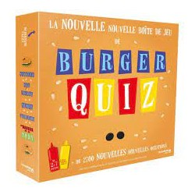 Burger Quiz 2
