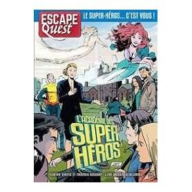 Escape Quest L'Académie des...