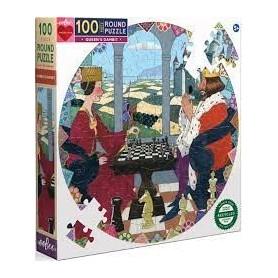 Puzzle 100 Pièces - Queen's...