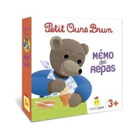 Petit Ours Brun: Mémo des...