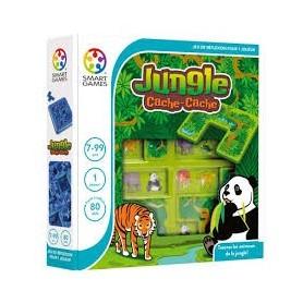 Cache Cache Jungle...
